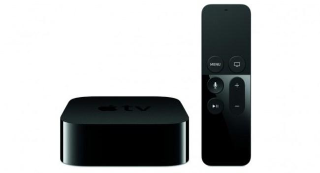 Новая приставка Apple TV поступит в продажу на следующей неделе