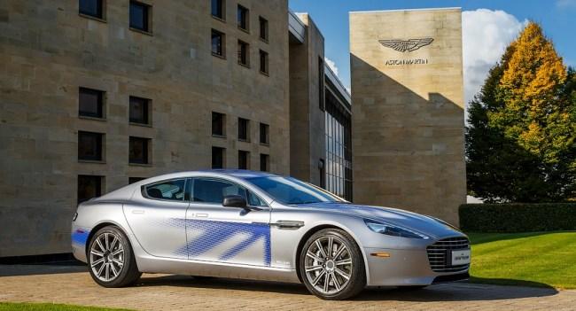 Aston Martin RapidE (1)