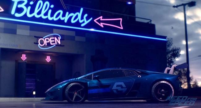 Игрокам открылся доступ в закрытый бета-тест Need For Speed
