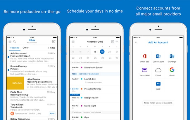 Outlook-iOS