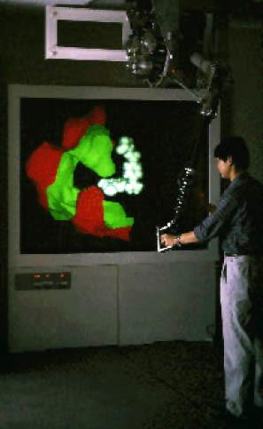 GROPE II и его ARM – осязательный интерфейс на службе микробиологии