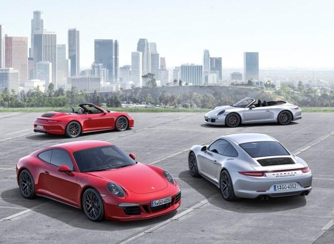 фото 7 семейстро 911 GTS
