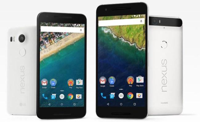 Разработчики рассказали об особенностях смартфонов Nexus 5X и Nexus 6P
