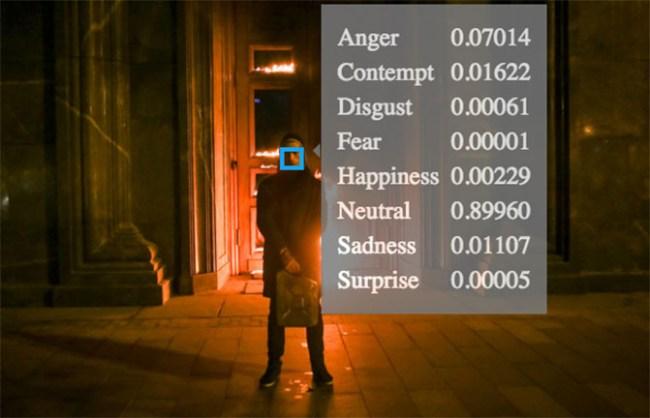 Microsoft запустила сервис, способный распознавать эмоции людей на фотографии