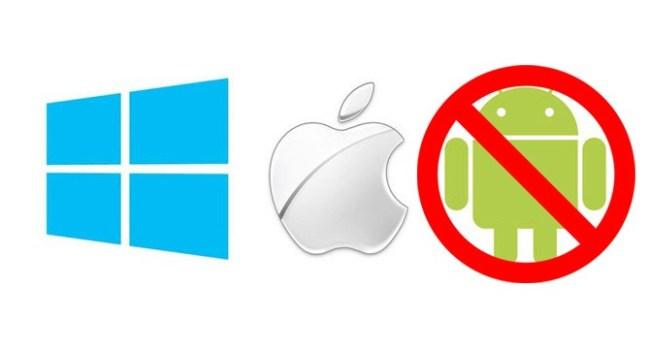 Microsoftпересмотрела планы по реализации эмуляции Android-приложений в Windows 10