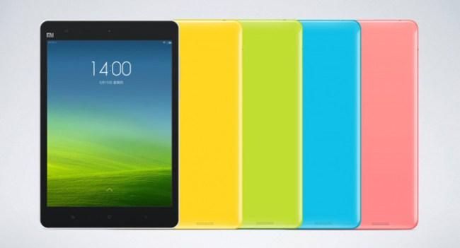 Тесты свидетельствуют об использовании процессора Intel в планшете Xiaomi Mi Pad 2