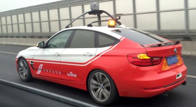 Samsung и Baidu заинтересовались самоуправляемыми автомобилями