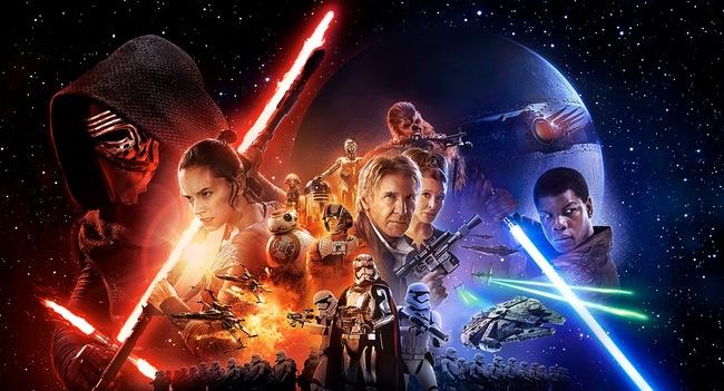 Фильм «Звездные войны: Пробуждение Cилы» побил ряд рекордов в прокате