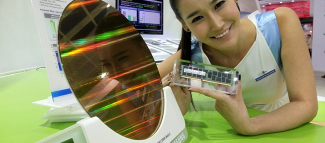 Samsung-20nm-DRAM-Chip-Feature