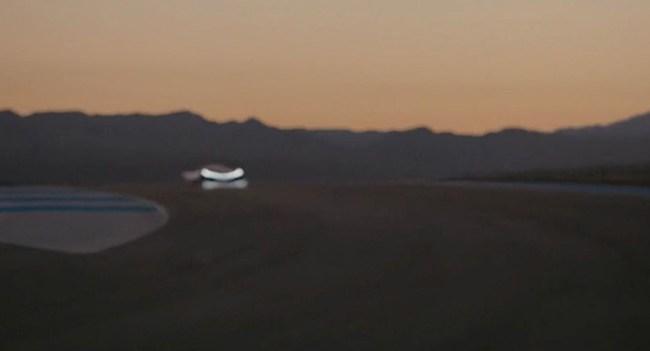 Faraday Future показала короткий тизерный ролик с первыми кадрами своего электромобиля