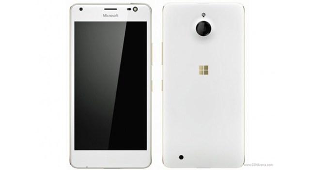 Смартфон Microsoft Lumia 850 засветился на новых рендерных изображениях