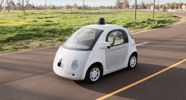 Программа по выпуску самоуправляемых автомобилей Google будет выделена в отдельную компанию