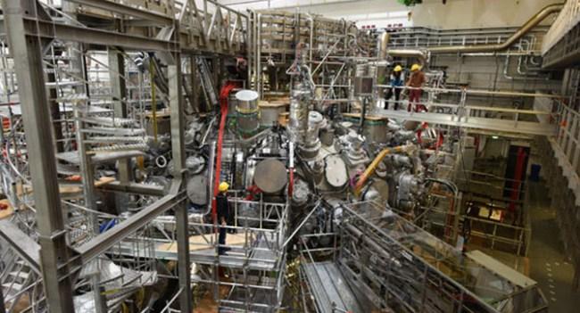 В Германии успешно прошли тестовые пуски термоядерного реактора типа стелларатор