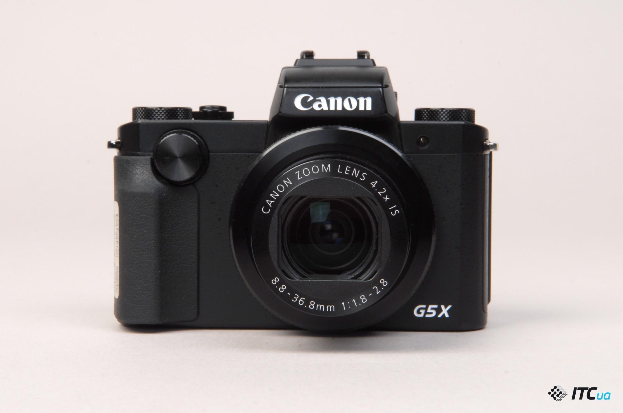 Canon PowerShot G5 X: компактный фотоаппарат для продвинутых
