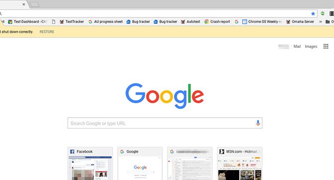 Настольный браузер Chrome получит обновлённый дизайн в стиле Material Design