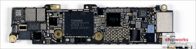 Специалисты Chipworks разобрали Apple iPhone SE и определили используемые в нём компоненты