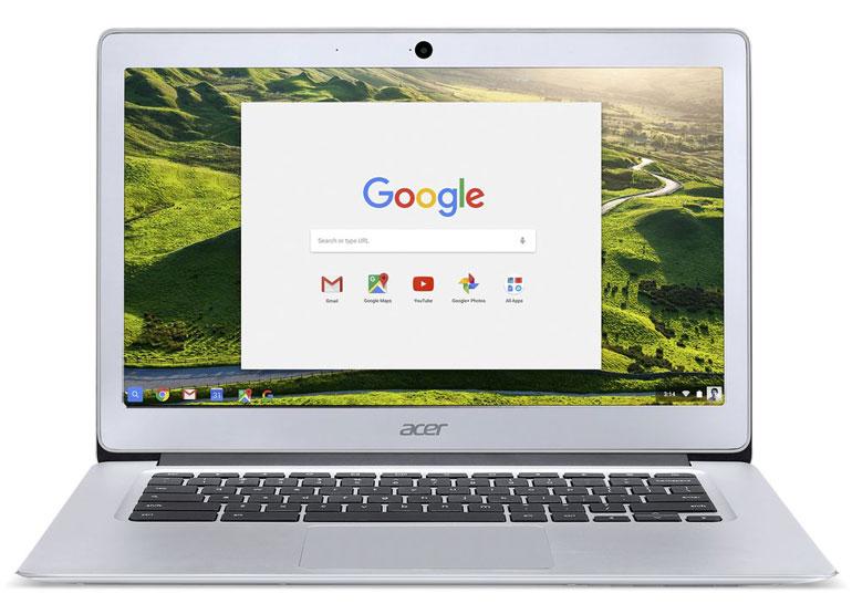 Acer анонсировала Chromebook 14 в алюминиевом корпусе, способный работать до 14 часов без подзарядки