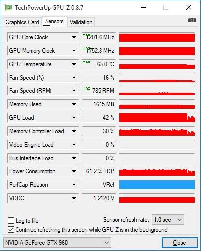 MSI_GTX960_GAMING_4G_GPU-Z_nagrev_Silent-Mode