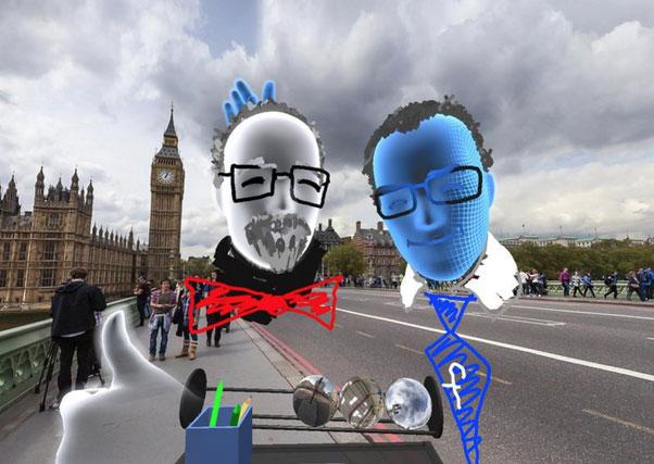 Facebook показала селфи в мире виртуальной реальности