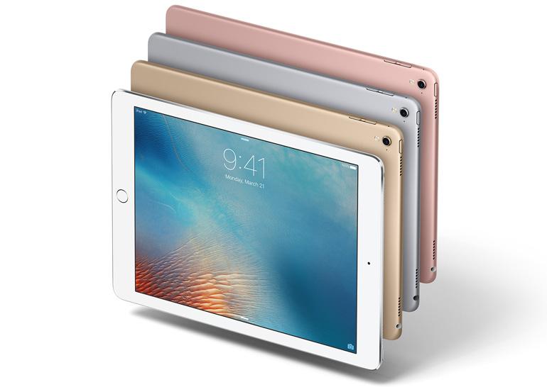 В Украине стартуют продажи планшета iPad Pro 9,7 по цене от 19399 грн и обновленных версий MacBook и MacBook Air