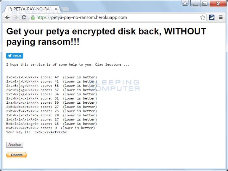 petya-decryption-key-found