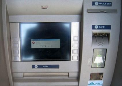 В Киеве задержаны киберпреступники, которые обворовывали банкоматы при помощи вируса