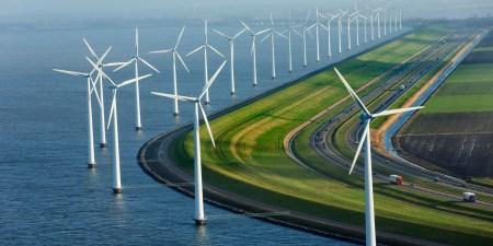 Португалия в течение четырех дней работала исключительно от «зелёной энергии»