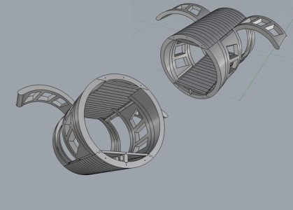 Hyperloop в исполнении HTT: «вибраниум», кожа и дисплеи виртуальной реальности вместо окон
