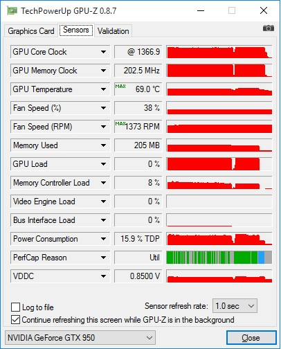 ASUS_GTX950-2G_GPU-Z_nagrev-OC