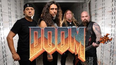 Как саундтрек оригинального DOOM заимствовал части песен Metallica, Pantera и Slayer