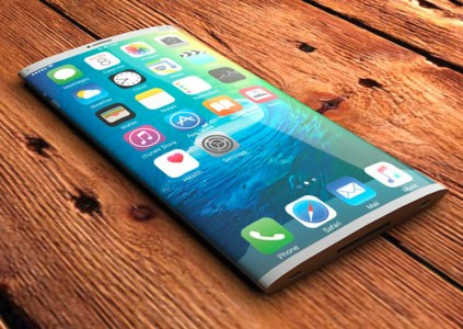 Аналитик: в 2018 году iPhone получит изогнутый OLED дисплей