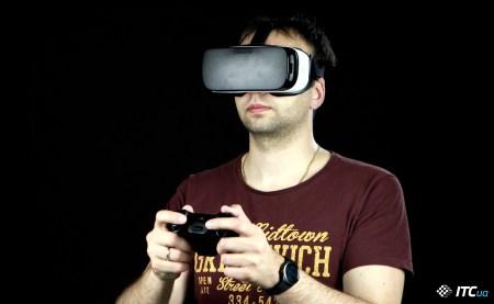 Обзор очков виртуальной реальности Samsung Gear VR SM-R322
