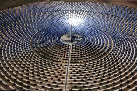 Крупнейший в мире поставщик угля Shenhua Group построит в Китае гигантскую солнечную электростанцию в партнерстве с американской SolarReserve