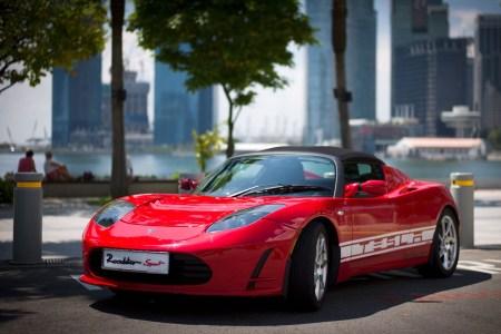 Tesla Motors ведет разработку преемника спортивного электромобиля Roadster на основе новой Model 3
