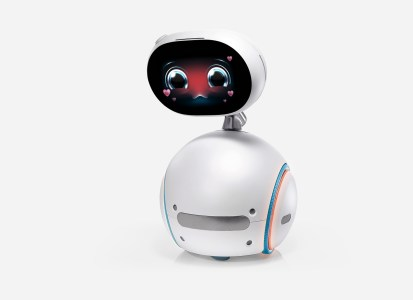 ASUS оценила своего миловидного говорящего робота-помощника Zenbo в $599