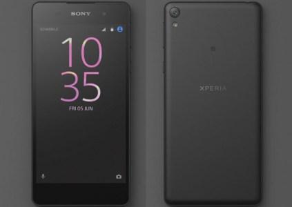 Sony загадочным образом подтвердила смартфон Xperia E5