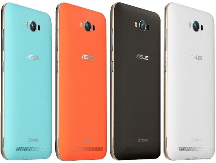 ASUS выпустила обновлённую версию смартфона ZenFone Max с батареей на 5000 мАч