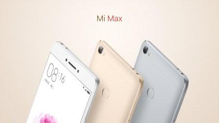 Представлен Xiaomi Mi Max — самый крупный смартфон компании с диагональю экрана 6,44 дюйма