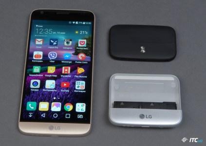Обзор LG G5 SE: флагман в вакууме