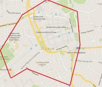 Центр Львова оборудовали более чем 150 точками доступа к бесплатному Wi-Fi