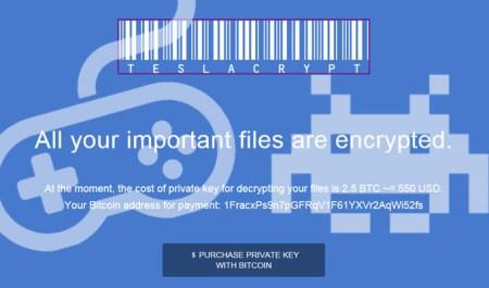 Хакеры отказались от зловреда TeslaCrypt и бесплатно опубликовали ключ для расшифровки файлов