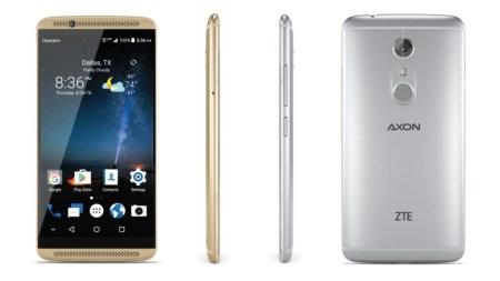 ZTE Axon 7: флагманский Android-смартфон с 5,5″ дисплеем QHD, SoC Snapdragon 820, 20-Мп камерой и двумя ЦАП AKM за $450