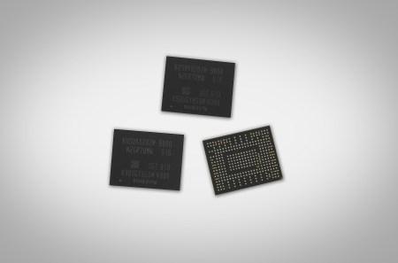 Samsung приступила к массовому производству первых SSD NVMe объемом 512 ГБ, выполненных в виде микросхем BGA