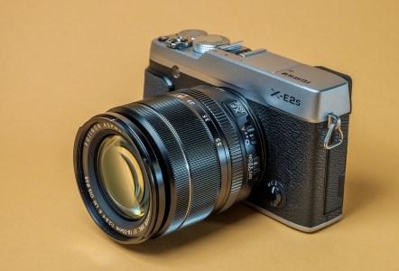 Обзор Fujifilm X-E2s