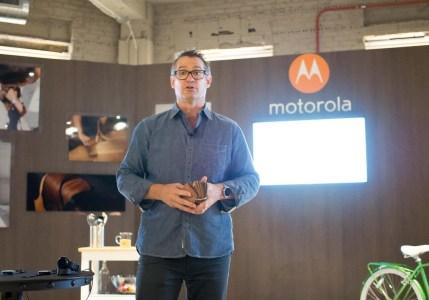 Главный дизайнер Motorola покидает компанию после 15 лет работы