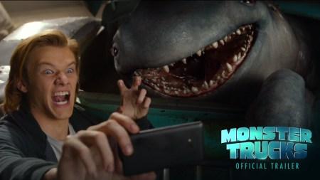Вышел первый трейлер фильма «Автомонстры» / Monster Trucks