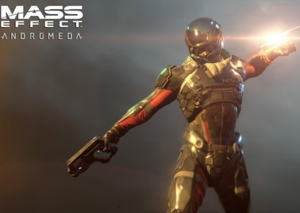 Electronic Arts показала новый трейлер игры Mass Effect: Andromeda