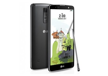Состоялся официальный релиз смартфона LG Stylus 2 Plus