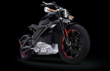 Полностью электрические мотоциклы Harley-Davidson появятся на дорогах уже через пять лет