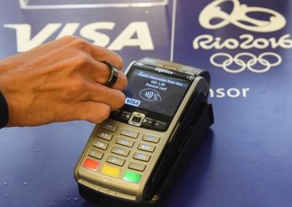 Visa разработала кольцо для совершения бесконтактных платежей